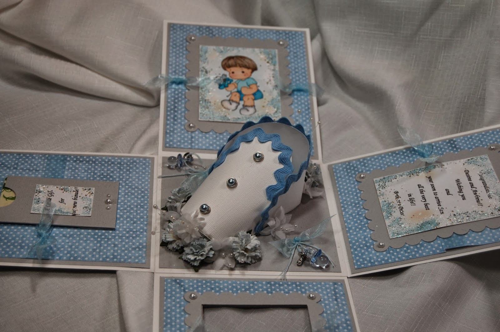 Michaels Crafts For Baby Showers