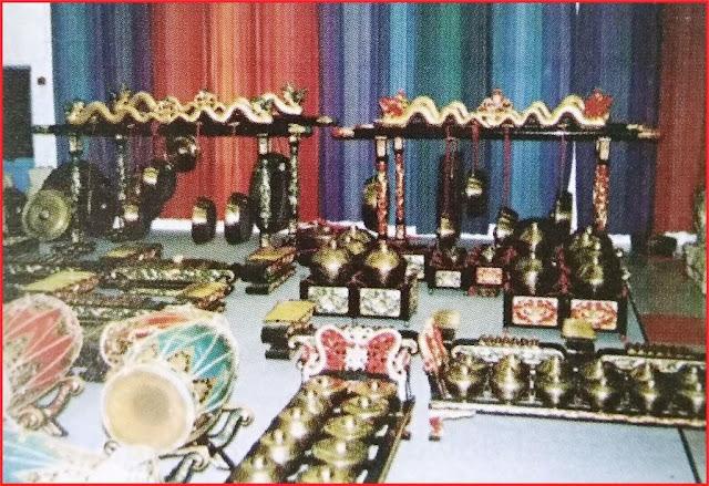 gambar gamelan jawa timur