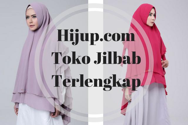 jual hijab online