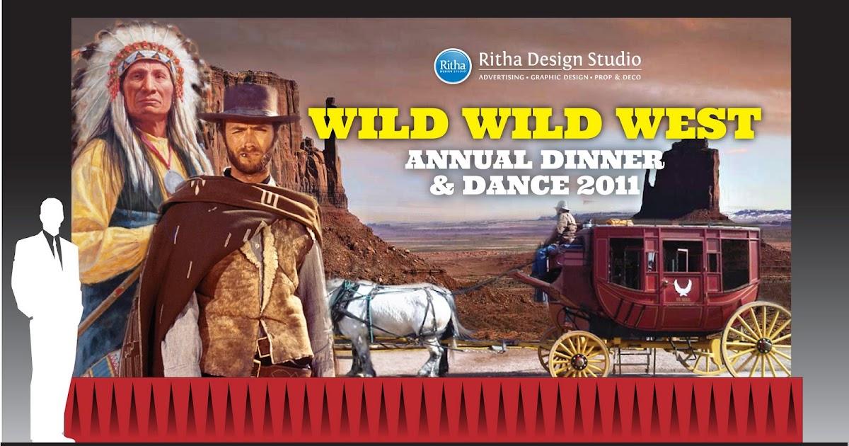 Wild Show West Props Wild