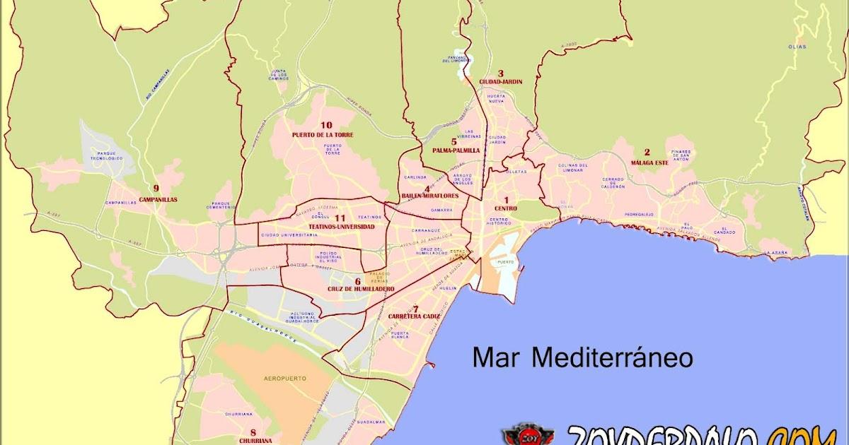 Zoyderpalo com distrito n 2 m laga este for Distrito ciudad jardin