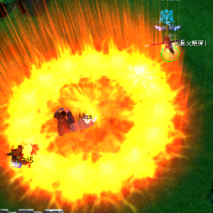 naruto castle defense 6.0 Fire Dragon Bomb
