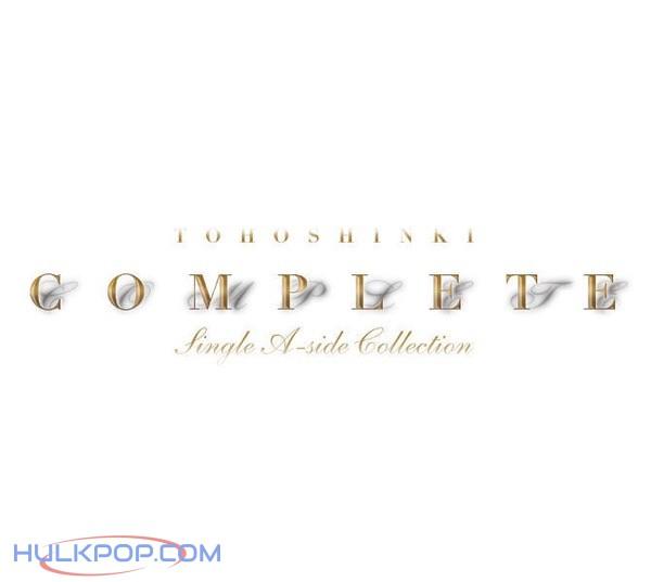TOHOSHINKI – COMPLETE -SINGLE A-SIDE COLLECTION