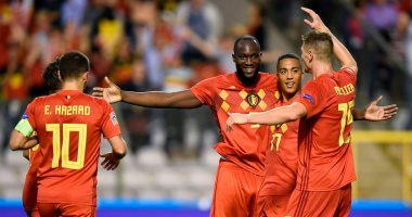 بلجيكا تحتفظ بصدارة تصنيف الفيفا وفرنسا فى الوصافة