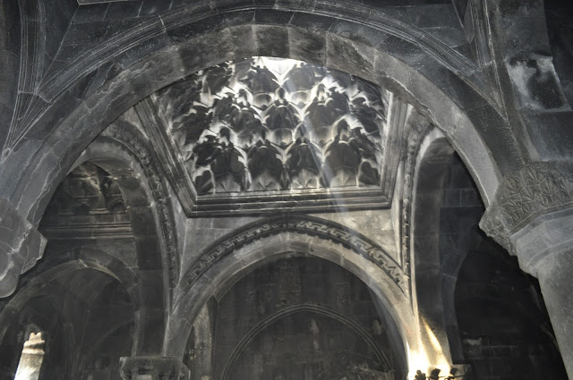 Visiting Armenia and the best sites to see Geghard Monastery