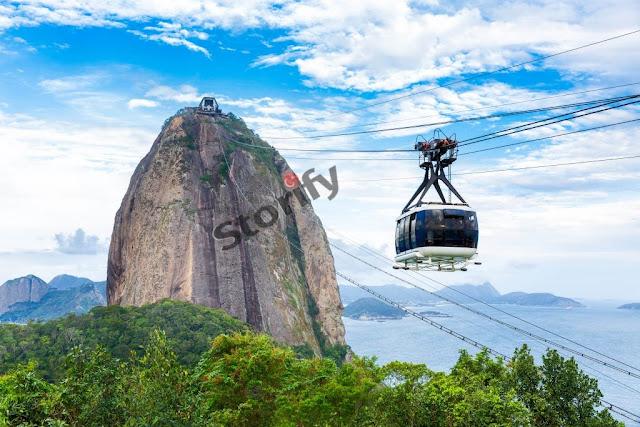 Sugar Loaf Dağı, Rio de Janeiro