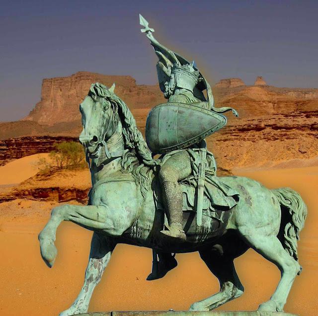 Godofredo de Bouillon, conquistador de Jerusalém.