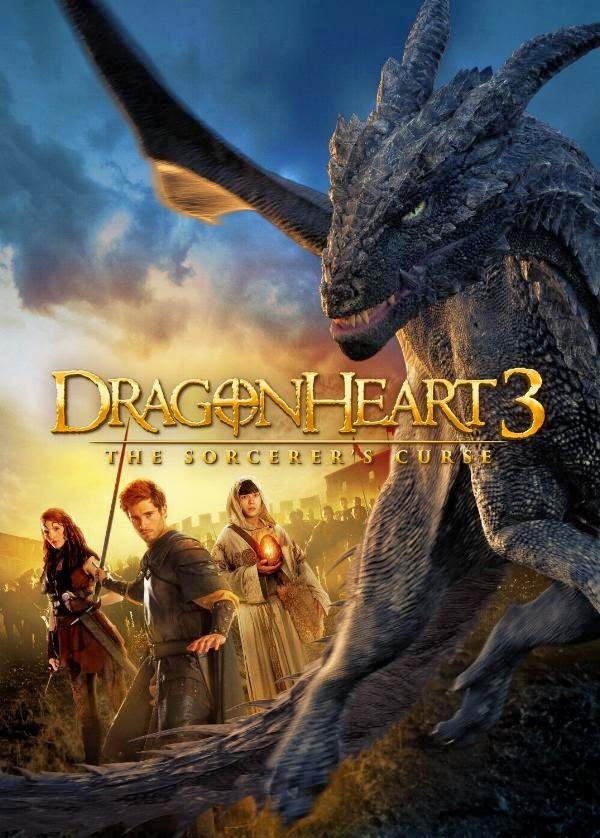 Dragonheart 3 : The Sorcerer s Curse ดราก้อนฮาร์ท 3 มังกรไฟผจญภัยล้างคำสาป [HD][พากย์ไทย]
