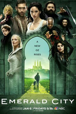 Emerald City – Todas Temporadas