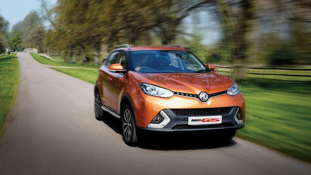 2016 MG GS 1.5T first drive review MG is the latest car maker to add a stylish SUV