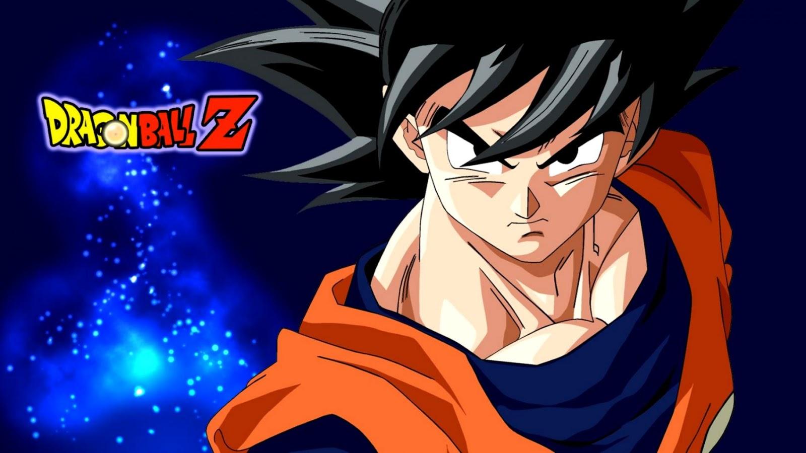 Son Goku Dragon Ball Z Wallpaper Wallpapers Warrior
