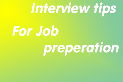 10 interview tips for success in any job