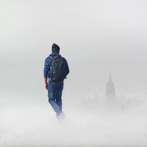 Cloud Walker by Nigel Cox