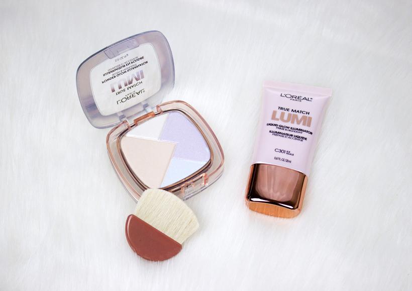 Budget Friendly Skin Illuminators: L'Oreal True Match Lumi Liquid Glow & Powder Glow Illuminator Review & Swatches!