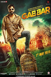 Gabbar is Back (2015) Watch Online Download Full Movie