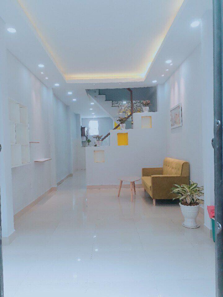 Bán nhà Hẻm xe hơi Lê Văn Thọ phường 9 quận Gò Vấp