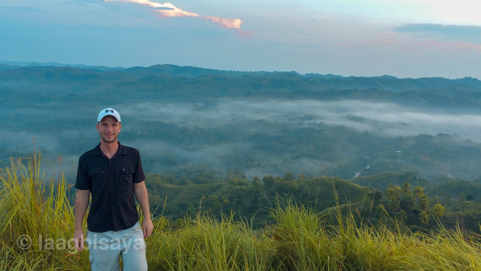 Danao Bohol: Sea of Clouds