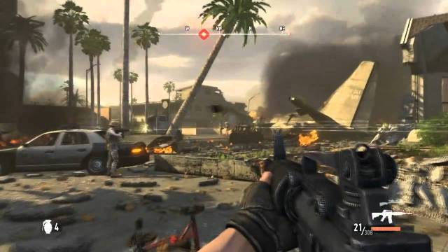 Battle Los Angeles PC Games Gameplay
