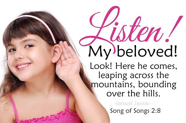 Listen My Beloved