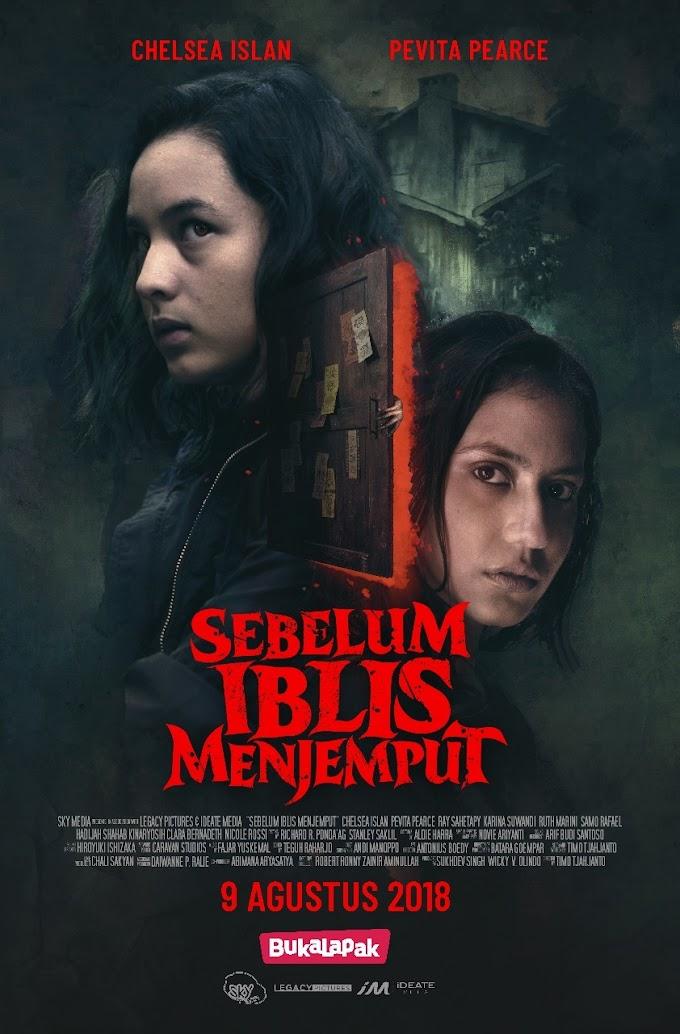 """Film Sebelum Iblis Menjemput Ajang """"Balas Dendam"""" Pevita Pearce"""