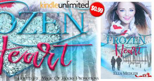 Release Tour for FROZEN HEART by Ella Medler
