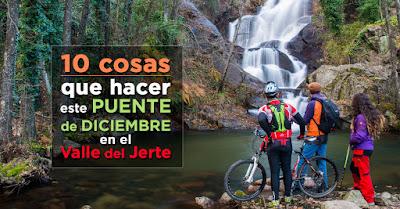 10 cosas que hacer en el Valle del Jerte durante el puente de diciembre