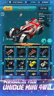 Tamiya Mini Legend MOD v2.0.0. Apk (English Version + Unlimited Money) Auto Win/Always Win Update Terbaru 2016 4