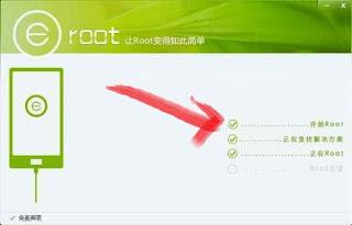 root android cross a20 langsung praktek