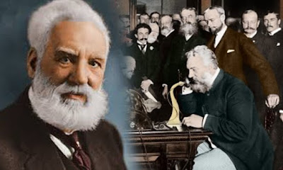 graham bell, father of telephone, invention of telephone, telephone ki khoj kisne ki