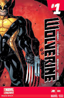 Wolverine 2014 #1 Cover