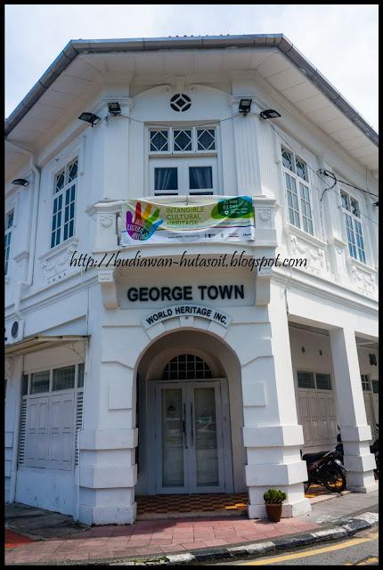 Tempat-tempat Wisata Menarik di George Town Penang