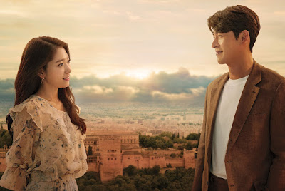 drama korea, memories of the alhambra, hyun bin,park shin hye, chanyoel, exo, alasan nonton rama korea, kpop, oppa hyun bin, bina fans, granada, korea selatan, drama korea bagus, tvn