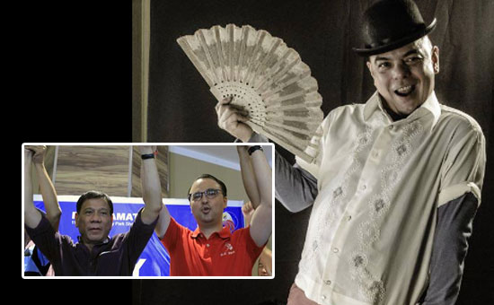 Filipino tour guide reacted to Duterte & Cayetano promised on wiping out crimes in 6 months