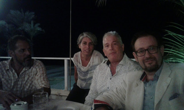IX Reunión Playamar 80 en los Manueles