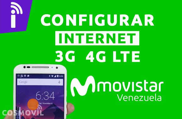 fa0619dd32c Si tu operador movil es Movistar Venezuela...estas en el lugar indicado, en  esta publicación veremos a como configurar el perfil de internet.
