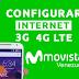 Configurar Internet APN 3G/4G LTE Movistar Venezuela 2018