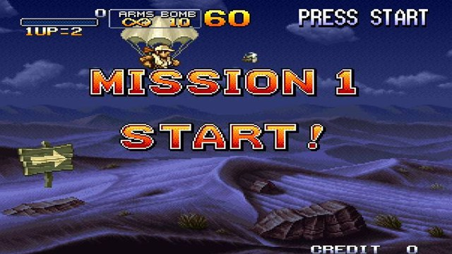 Download Metal Slug X PC Games