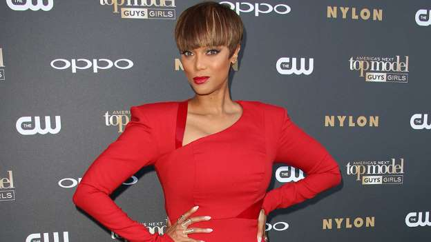 Tyra Banks Named Host of 'America's Got Talent'