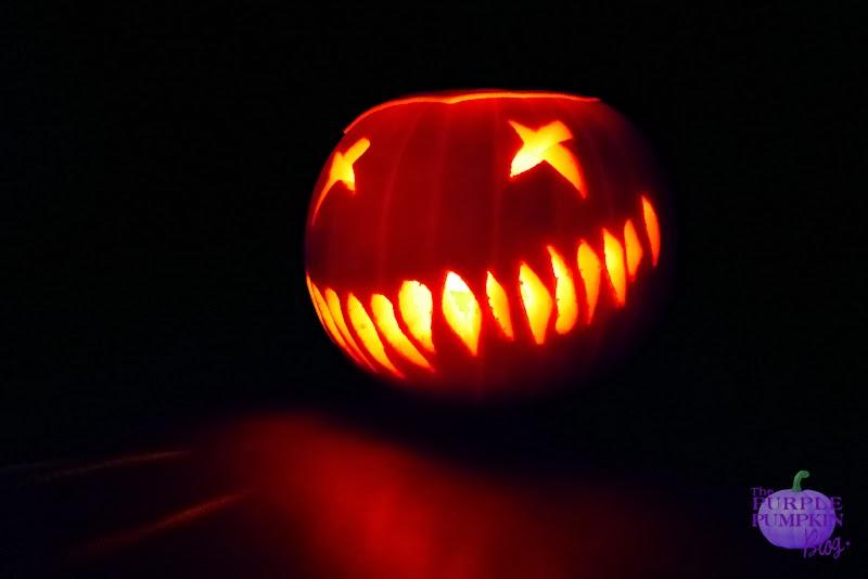 The walking dead pumpkin carvings