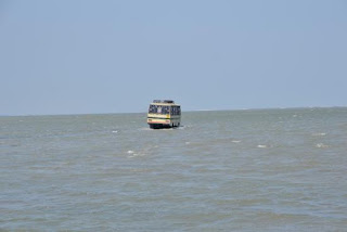 dhanushkodi waters travel
