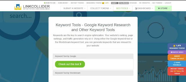 Keyword Tools - Google Keyword Research
