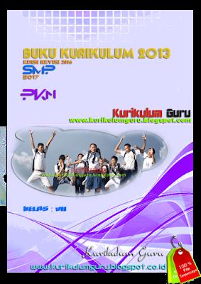 DOWNLOAD BUKU KURIKULUM 2013 EDISI REVISI 2016 JENJANG SMP 2017 PPKn