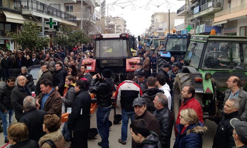 Συγκέντρωση διαμαρτυρίας αγροτών και κτηνοτρόφων τη Δευτέρα στην Ορεστιάδα
