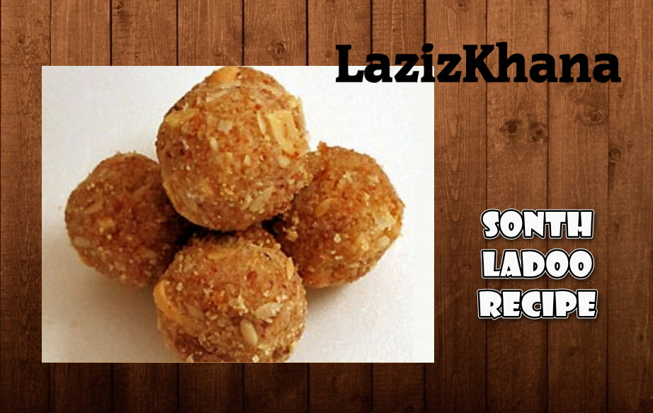 Sonth Ladoo Recipe in Roman English - Sonth ke Ladoo Banane ka Tarika