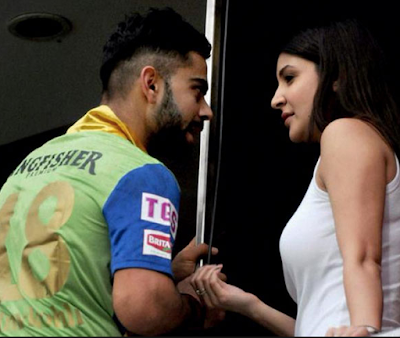Virat kohli photos and images - rare unseen with anushka