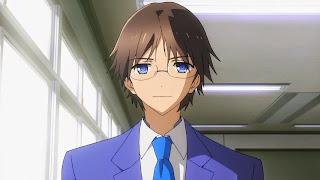 Takumu Mayuzumi, znany jako Tak, to przyjaciel Haru z anime Accel World