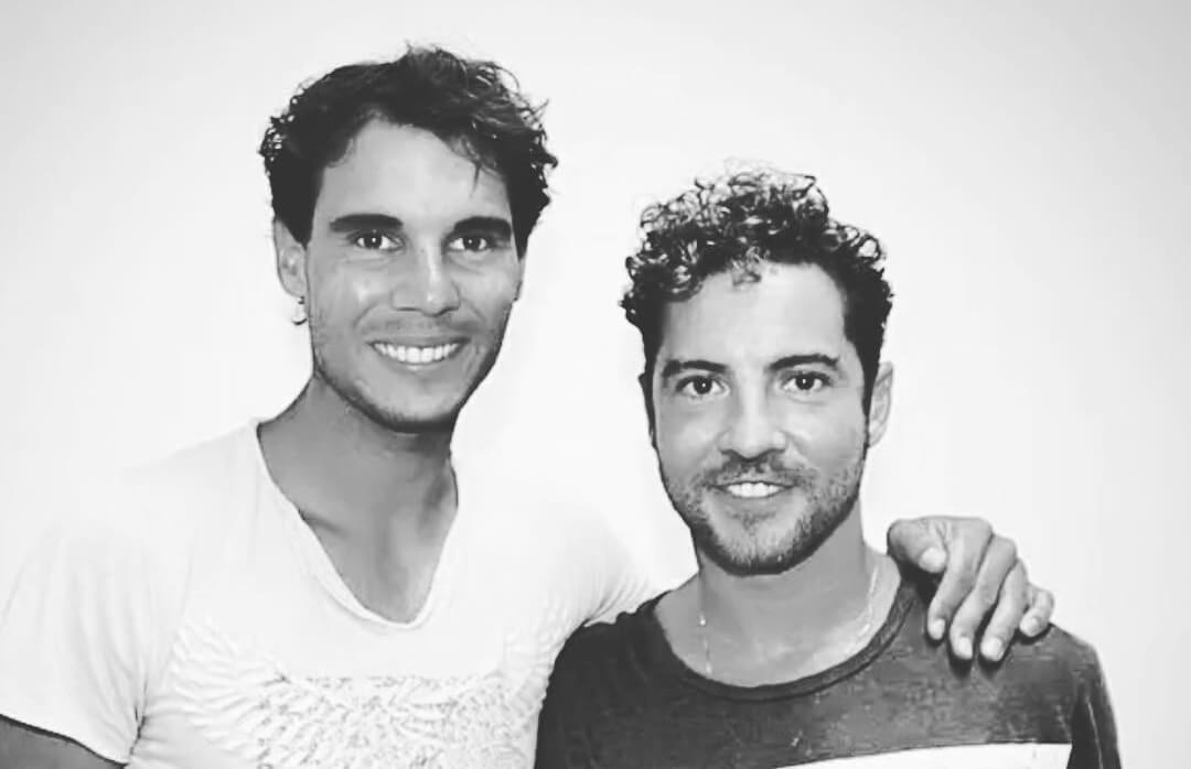 Rafa Nadal, Roland Garros, David Bisbal