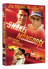 Snake and Mongoose DVD Cover