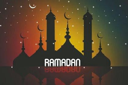 Penetapan 1 Ramadhan Dan 1 Syawal 2019/1440 Versi Muhammadiyah