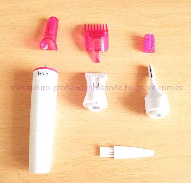recortadora Veet Sensitive Precision